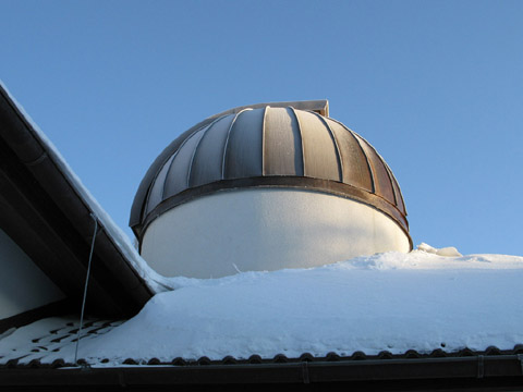 BSObservatory dome