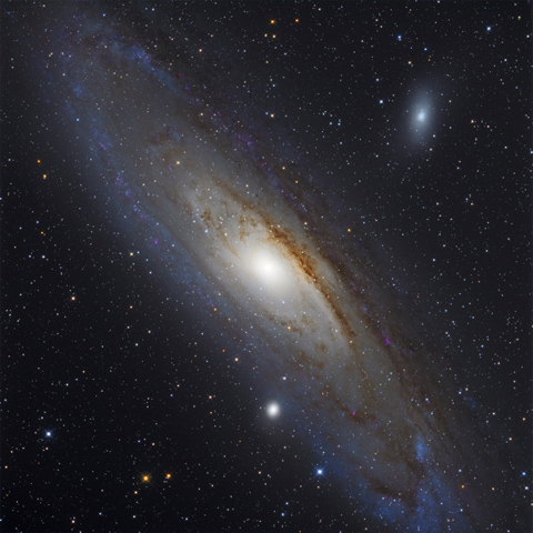 M31 Great Andromeda Galaxy